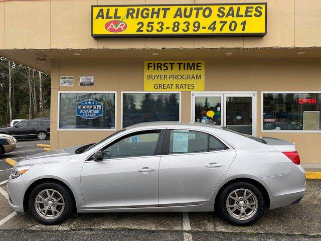 Used 2014 Chevrolet Malibu in Federal Way, WA