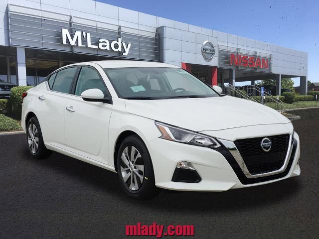 2020 Nissan Altima 2.5 S FWD 2.5 S Sedan Regular Unleaded I-4 2.5 L/152 [1]