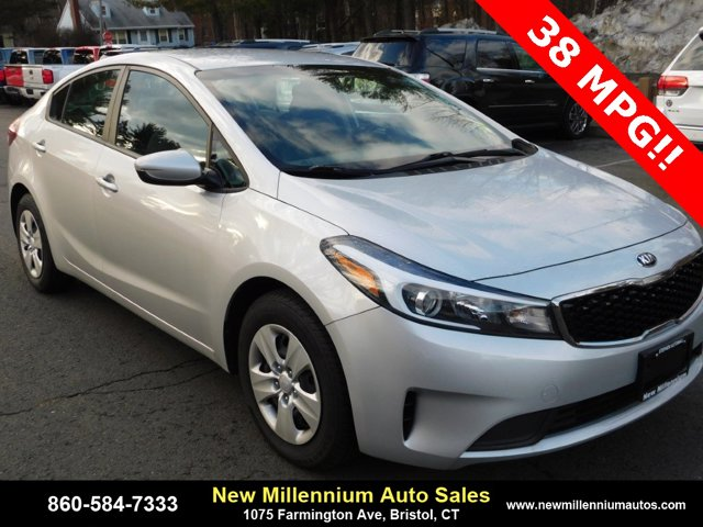 Used 2017 KIA Forte in Bristol, CT