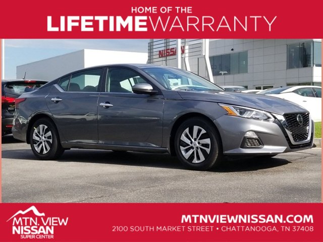 New 2020 Nissan Altima in Chattanooga, TN