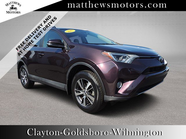 Used 2017 Toyota RAV4 in Goldsboro, NC