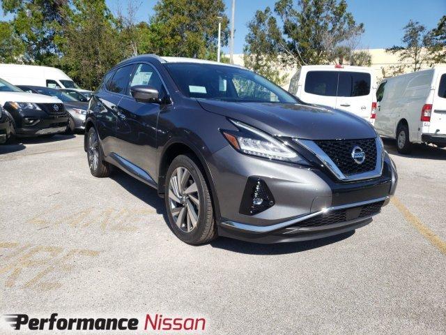 New 2020 Nissan Murano in Pompano Beach, FL