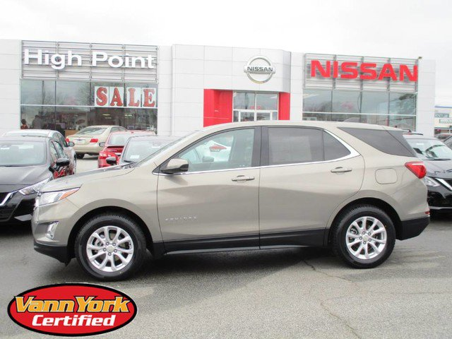 Used 2019 Chevrolet Equinox in High Point, NC