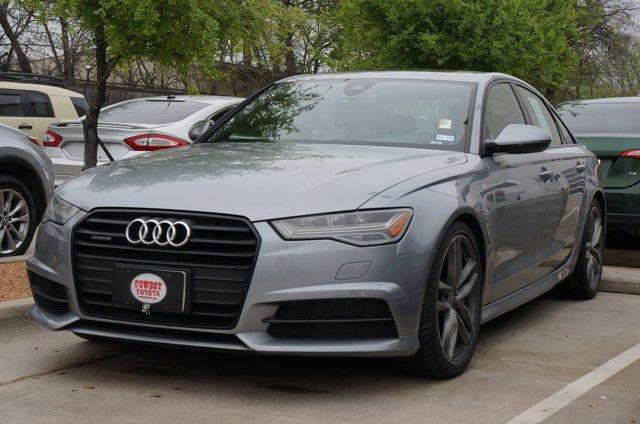 Used 2016 Audi A6 in Dallas, TX