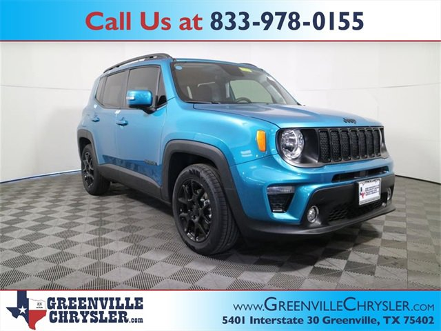New 2020 Jeep Renegade in Greenville, TX