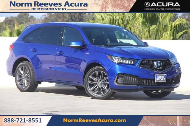 Acura Mission Viejo >> 2019 Acura Mdx W Technology A Spec Pkg 5j8yd4h04kl007202