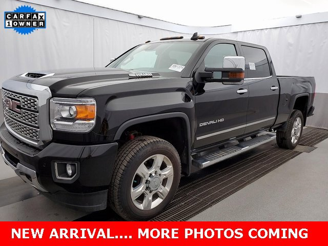 Used 2019 GMC Sierra 2500HD in Fort Madison, IA