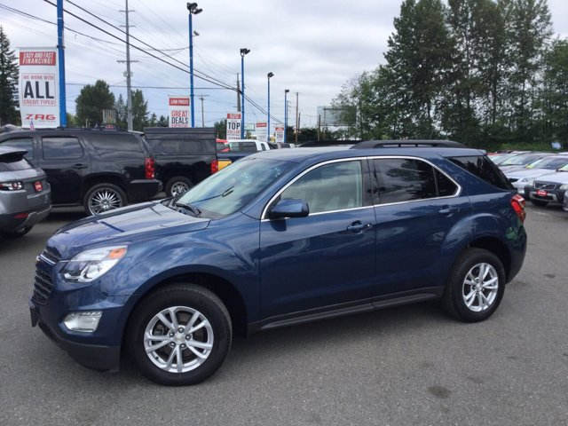 Used 2017 Chevrolet Equinox FWD 4dr LT w-1LT