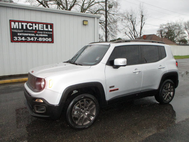 Used 2016 Jeep Renegade in Dothan & Enterprise, AL