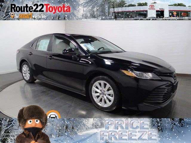 2019 Toyota Camry LE LE Auto Regular Unleaded I-4 2.5 L/152 [5]