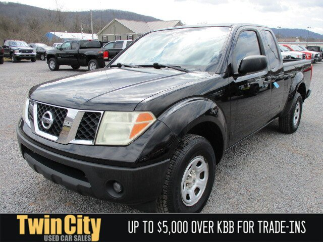 Used 2006 Nissan Frontier in Fort Payne, AL