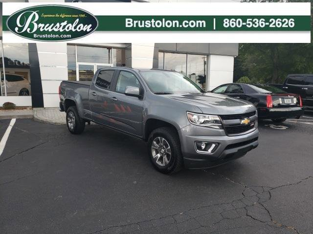 2019 Chevrolet Colorado 4WD Z71 13825 miles VIN 1GCGTDEN4K1145234 Stock  1924406702 32500
