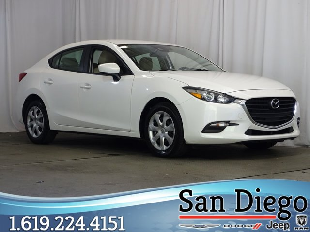 Used 2018 Mazda Mazda3 4-Door in San Diego, CA