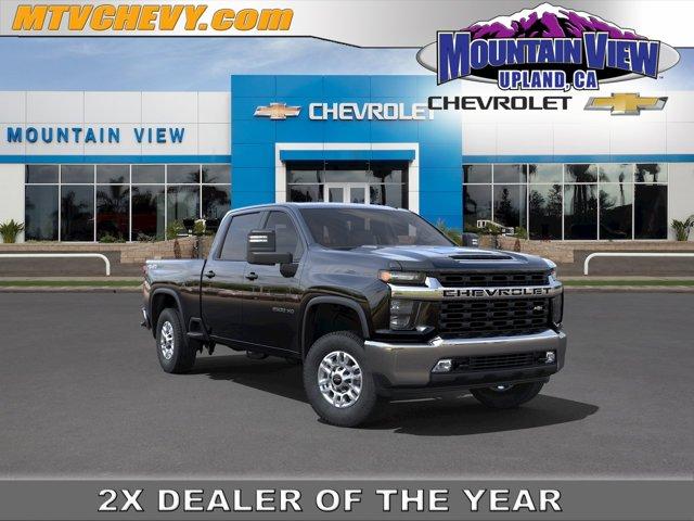 """2022 Chevrolet Silverado 2500HD LT 4WD Crew Cab 159"""" LT Turbocharged Diesel V8 6.6L/403 [21]"""