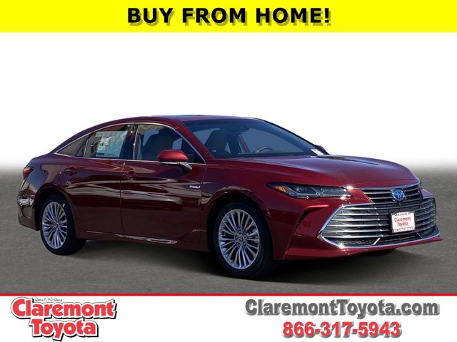 2021 Toyota Avalon Hybrid Limited Hybrid Limited FWD Gas/Electric I-4 2.5 L/152 [13]