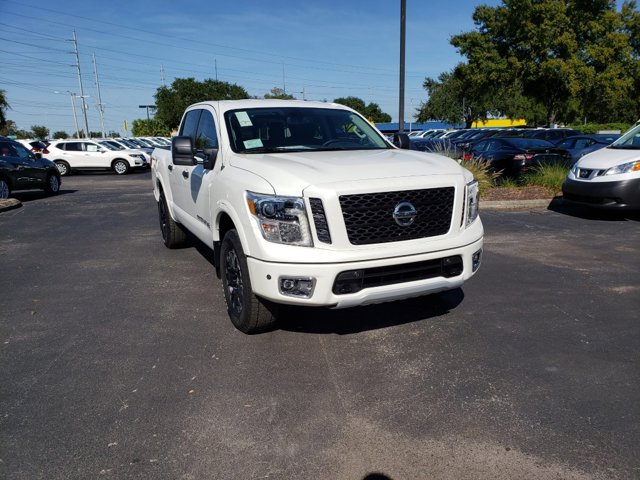 New 2019 Nissan Titan in Tampa, FL