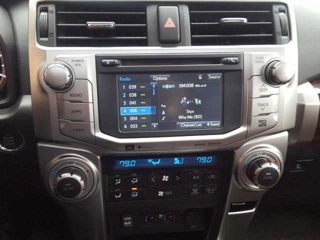 2016 Toyota 4Runner SR5 8