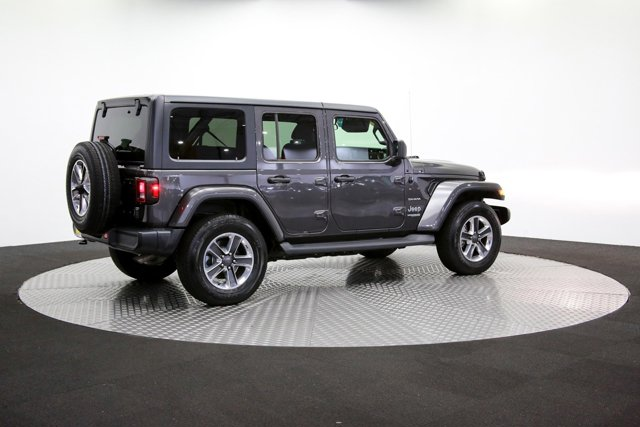 2019 Jeep Wrangler Unlimited for sale 123540 36