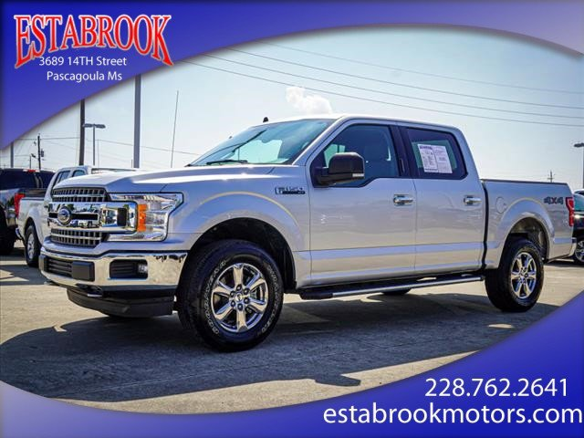 Used 2019 Ford F-150 in Pascagoula, MS