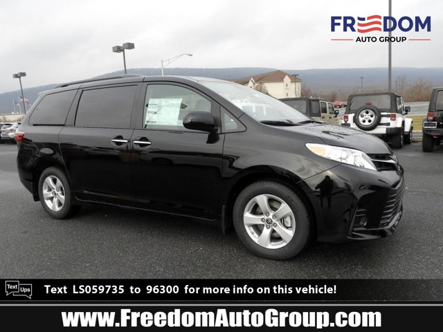 New 2020 Toyota Sienna in , PA