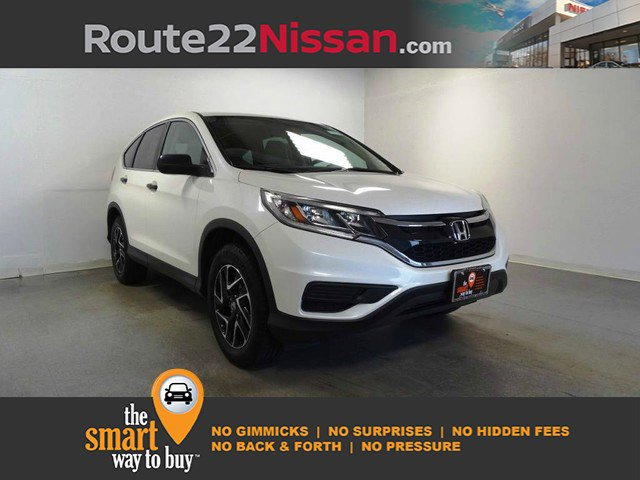 2016 Honda CR-V SE AWD 5dr SE Regular Unleaded I-4 2.4 L/144 [13]