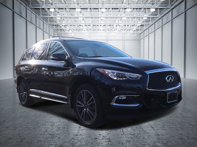 2017 INFINITI QX60 AWD Premium Unleaded V-6 3.5 L/213 [3]