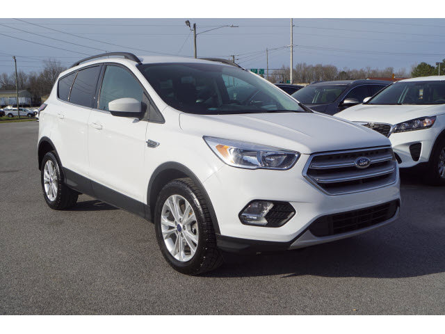Used 2018 Ford Escape in Meridian, MS