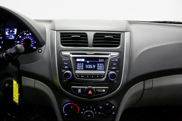 2017 Hyundai Accent for sale 121732 10