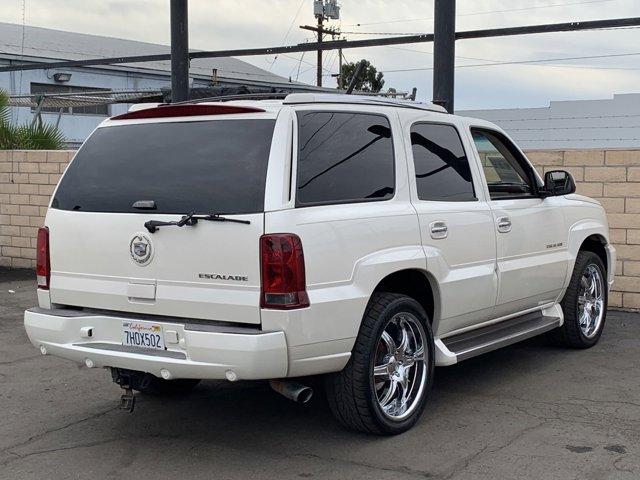 2005 Cadillac Escalade 4D Sport Utility V8 6.0L AWD