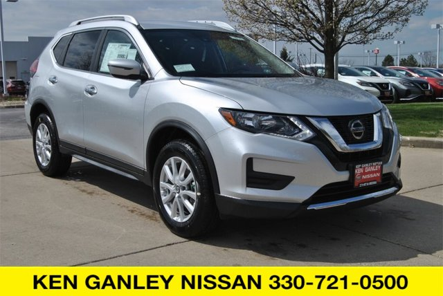 New 2020 Nissan Rogue in , OH
