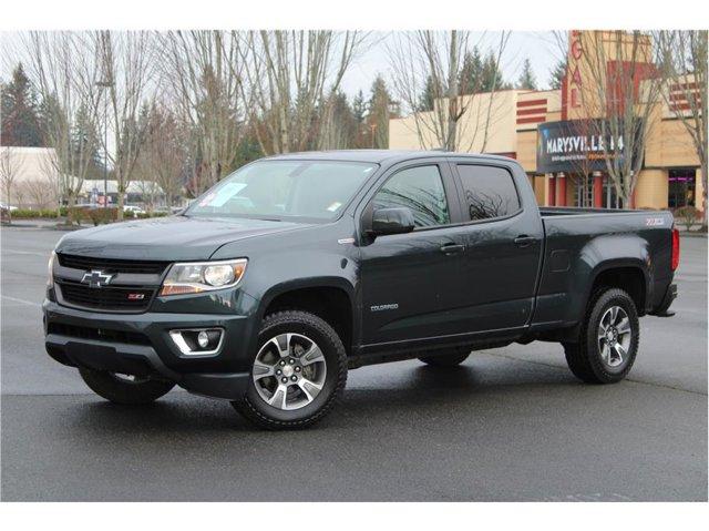 Used 2017 Chevrolet Colorado in Everett, WA