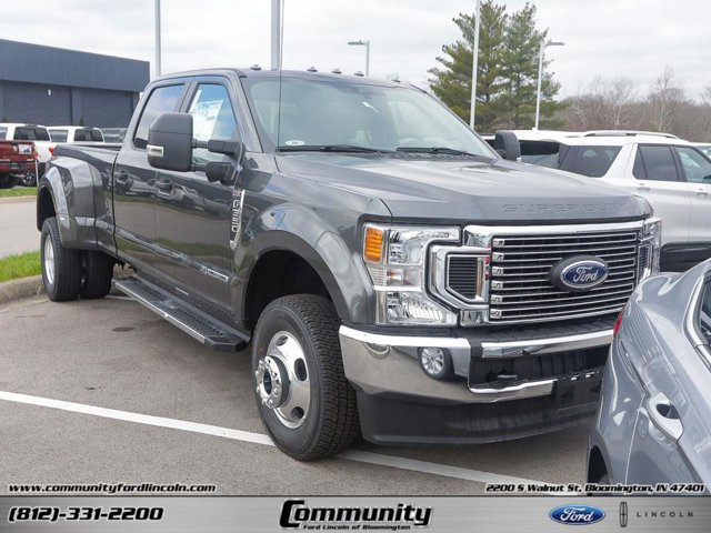 New 2020 Ford Super Duty F-350 DRW in Bloomington, IN