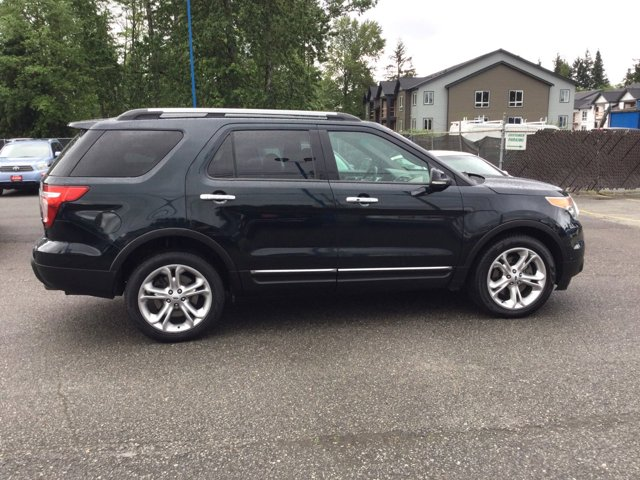 Used 2015 Ford Explorer 4WD 4dr Limited