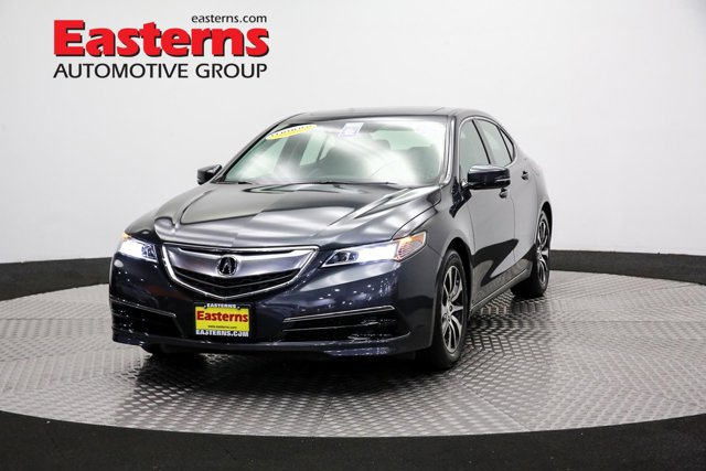 2016 Acura TLX Technology 4dr Car