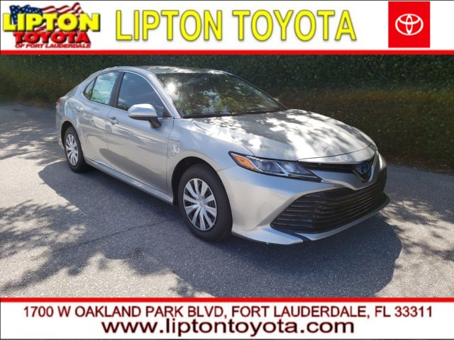 New 2020 Toyota Camry Hybrid in Ft. Lauderdale, FL