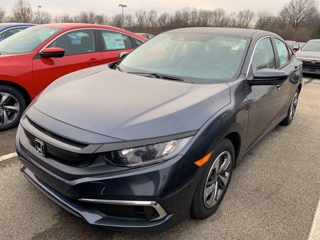 New 2020 Honda Civic Sedan in Fishers, IN