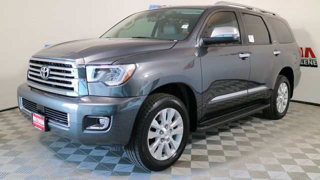 New 2019 Toyota Sequoia in Abilene, TX