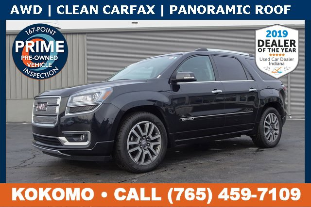 Used 2014 GMC Acadia in Indianapolis, IN