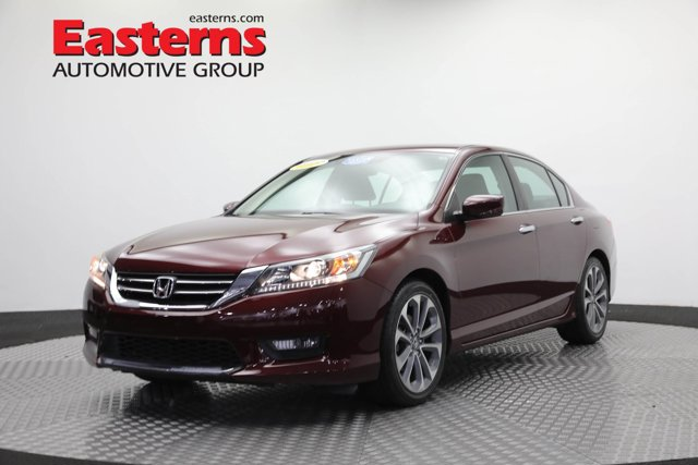 2015 Honda Accord Sport 4dr Car