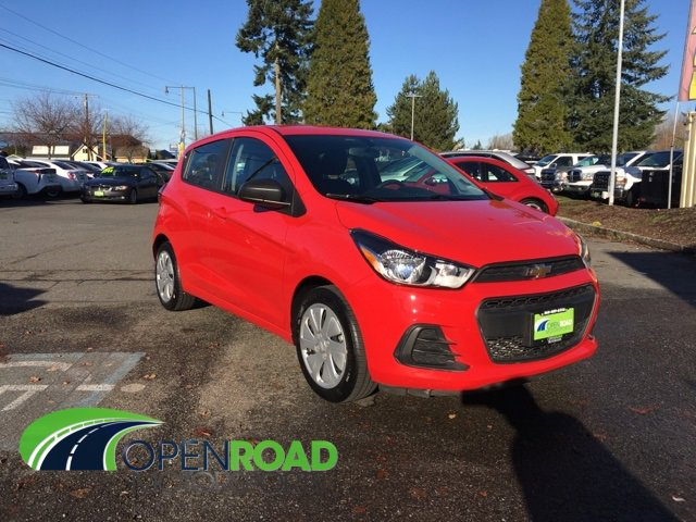 Used 2017 Chevrolet Spark in Marysville, WA