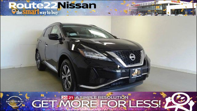 2020 Nissan Murano SV AWD SV Regular Unleaded V-6 3.5 L/213 [7]