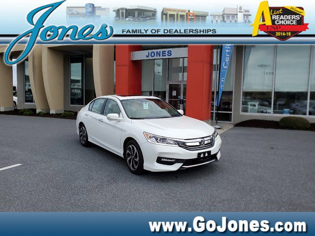 Used 2017 Honda Accord Sedan EX CVT