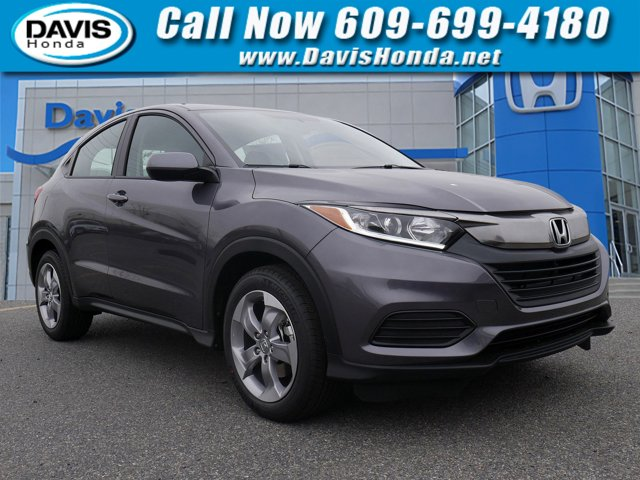 New 2020 Honda HR-V in Burlington, NJ