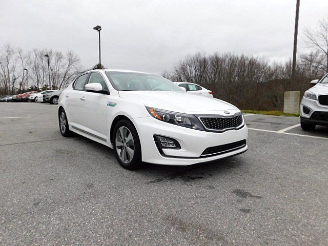New 2016 Kia Optima Hybrid in West Chester, PA
