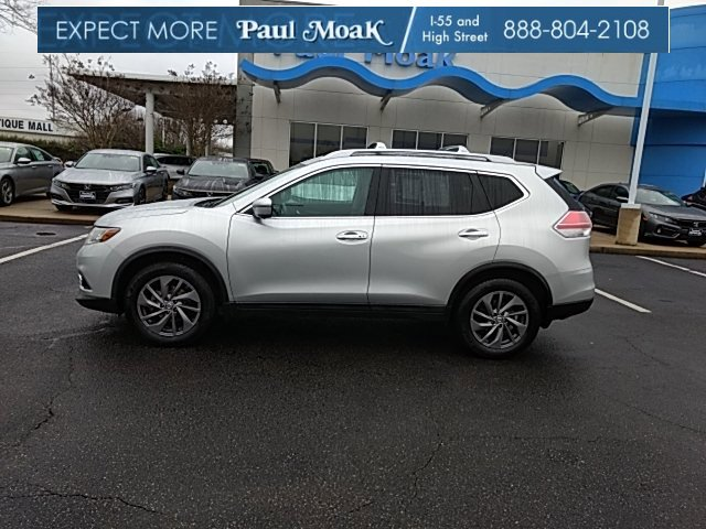 Used 2016 Nissan Rogue in Jackson, MS