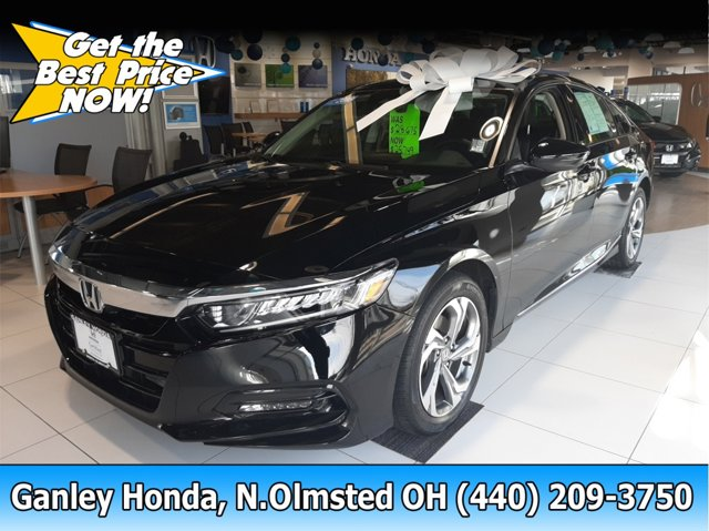 Used 2018 Honda Accord Sedan in Cleveland, OH