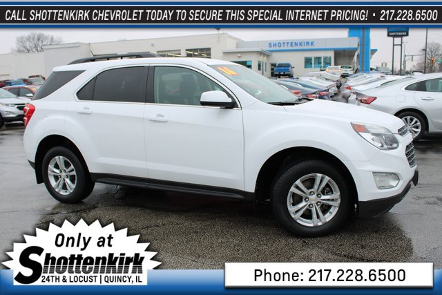 Used 2016 Chevrolet Equinox in Quincy, IL
