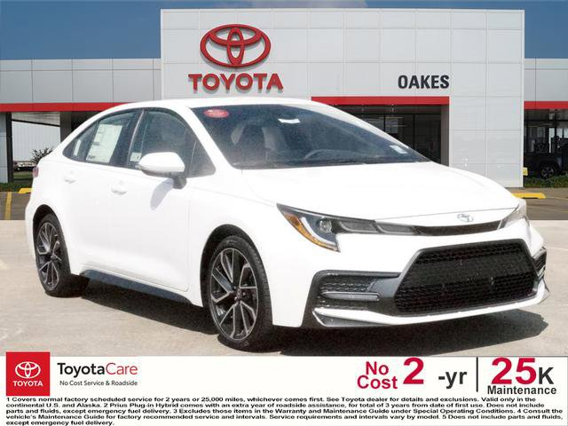 New 2020 Toyota Corolla in Greenville, MS