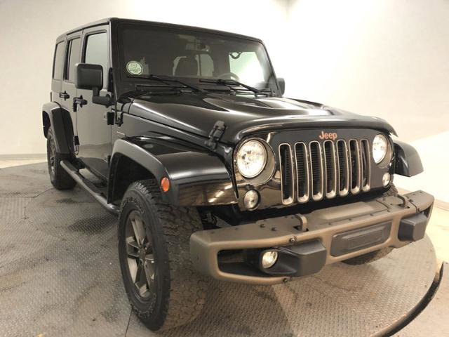 Used 2016 Jeep Wrangler Unlimited in Indianapolis, IN