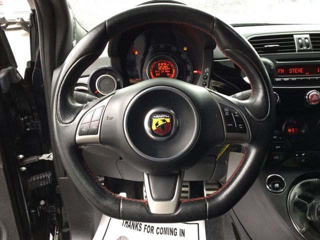 Used 2014 Fiat 500 2dr HB Abarth